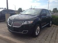 2011 Lincoln MKX AWD, DVD Headrest, ONE OWNER