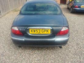 Grey 2004 (53) Jaguar S-Type