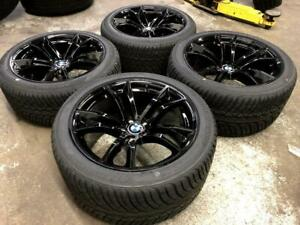 20 BMW X5 Staggered Wheels 5x120 and Staggered All Season Tires (BMW X5 or X6) Calgary Alberta Preview