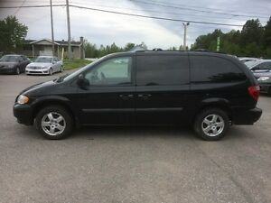 2007 Dodge Grand Caravan Stow and Go