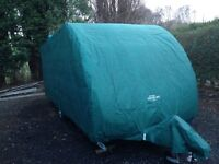 Specialised Covers Caravan Cover to fit Swift Challenger sport 554 or the Swift Corniche 19/4