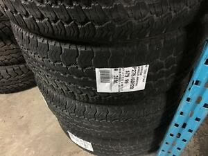 275/60/20 Goodyear Wrangler ArmorTrac *All-Terrain Tires*