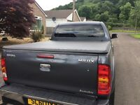 Toyota hilux bed cover (2005-2015)