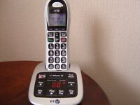 BT 4500 Cordless Phone with Answering Machine
