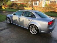Audi RS4 Saloon B7 2006 4.2 V8