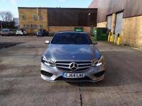 Mercedes-Benz E Class E250 Cdi Amg Line Premium (silver) 2014