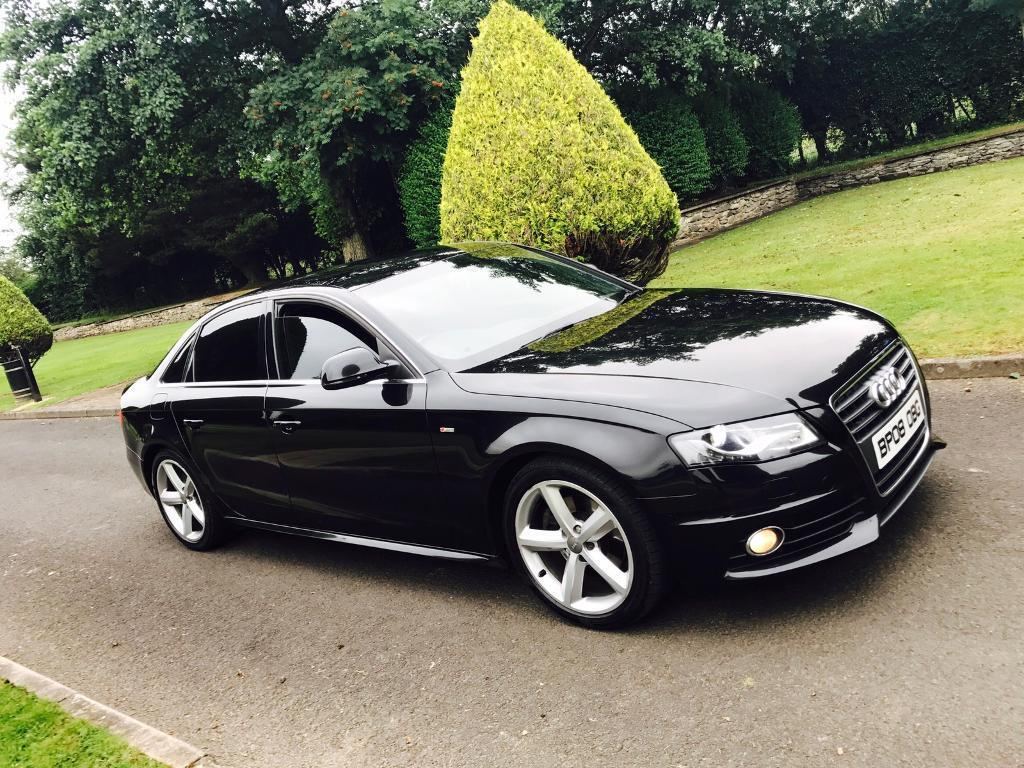 audi a4 2008 s line in limavady county londonderry gumtree. Black Bedroom Furniture Sets. Home Design Ideas