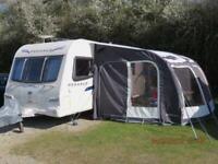 caravan inflatable awning esprit 420