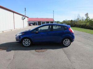 2015 Ford FIESTA SE SPORT HATCHBACK FWD