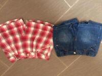 Girls shorts Age 5/6