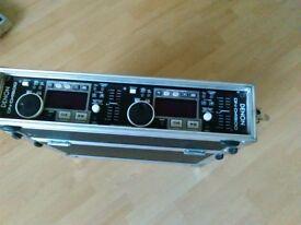 Denon cdj fully functional with flight case