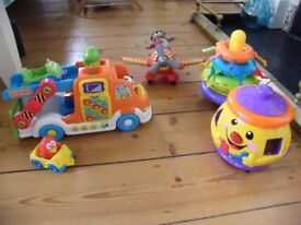Kids toys £5 each select 3 for £10