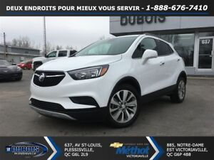 2017 Buick Encore Preferred + CAM RECUL + COMME NEUF