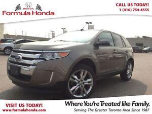 2013 Ford Edge SEL | HEATED SEATS | BLUETOOTH | AWD!