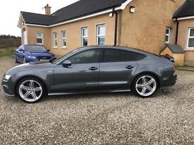 Audi A7 - S line - Finance available
