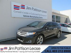 2015 Toyota Venza 3.5L V6 FWD 5 Pass. w/ Bluetooth & Camera