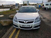 Vauxhall vectra sri 2008 mot 1year