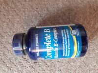 Holland and Barrett Complete Vitamin B capsules. Sealed.