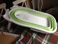 Karibu Baby Folding Bath - Green