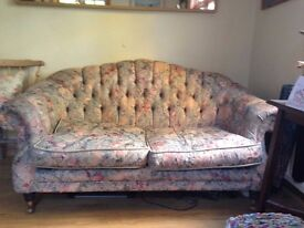 £40 ono Comfortable two seater good condition. Need a new home