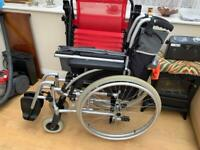 18 inch wheelchair used but VGC