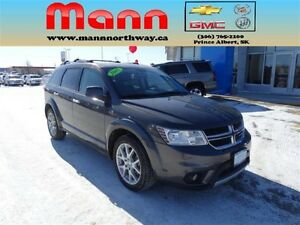 2015 Dodge Journey R/T - Leather, Remote start, Rear view camera