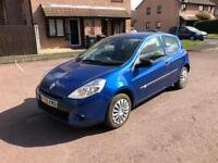 Renault Clio - 2009 Plate - New Shape