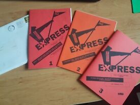 Frankie Goes to Hollywood Headquarters Fan Booklets
