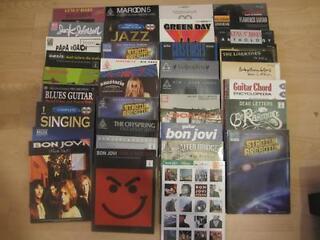 Job lot of sheet music books- good variety! (36 books!)