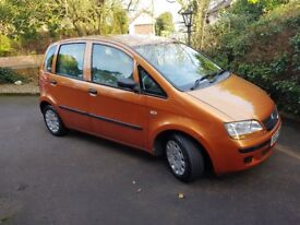 2005 fiat Idea 1.4.......only 63.000 miles....MOT until Dec 2018..