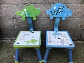 PROJECT pair of kids chairs FREE DELIVERY PLYMOUTH AREA