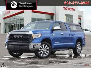 2016 Toyota Tundra Limited 5.7L V8 Limited Double Cab+Leather...