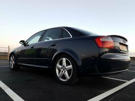 Audi A4 1.9 TDI diesel, 1 year MOT