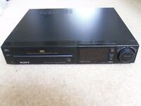 Sony SLV-474UB VCR with matching remote control