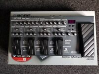 Boss ME80 Multi Effects Pedal (Boxed with manual and power supply)