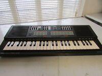 Yamaha keyboard Portasound PSS-470 Keyboard Organ FWO £15