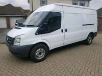 FORD TRANSIT 100 T350 RWD 2.4cc FULL YEARS M.O.T very clean and tidy