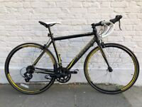 "Carrera Zelos Aluminium Road Bike AS NEW!! (20.5""/51cm)"