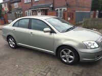 Cheap avensis D4D for sale £750 -