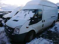 2010 FORD TRANSIT MK7 2.4 TDCI EXTRA LWB JUMBO BREAKING FOR PARTS SPARES