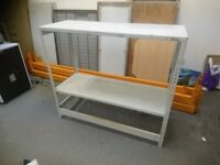 Dexion shelving adjustable - 4 units