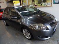 2008 TOYOTA AURIS 2.2D-4D SR180, 5DOOR HATCHBACK, HPI CLEAR, MOT HISTORY, DRIVES LIKE NEW, CLEAN CAR