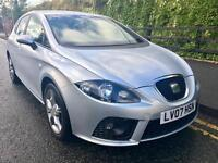 2007 Seat Leon FR TFSI 200 DSG Auto Low miles. Long Mot. Turbo. Looks & Drives Superb!