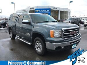2013 GMC Sierra 1500 SL|4x4|4.8L|Cloth|Alloys