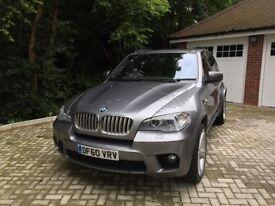 BMW X5 MSPORT XDRIVE 40D