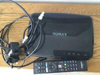 Human model FVP-5000T free view HD recorder