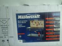 mastercraft work bench for sale