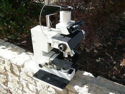 Vickers Instruments Microscope Lab Industrial