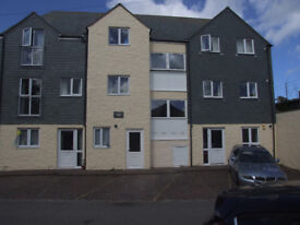 Camborne Cornwall, Close to Town Centre 2 Bed 2nd (top) Floor Flat.