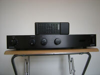 Audiolab 8000Q Preamplifier with remote and manual REDUCED £170 ONO